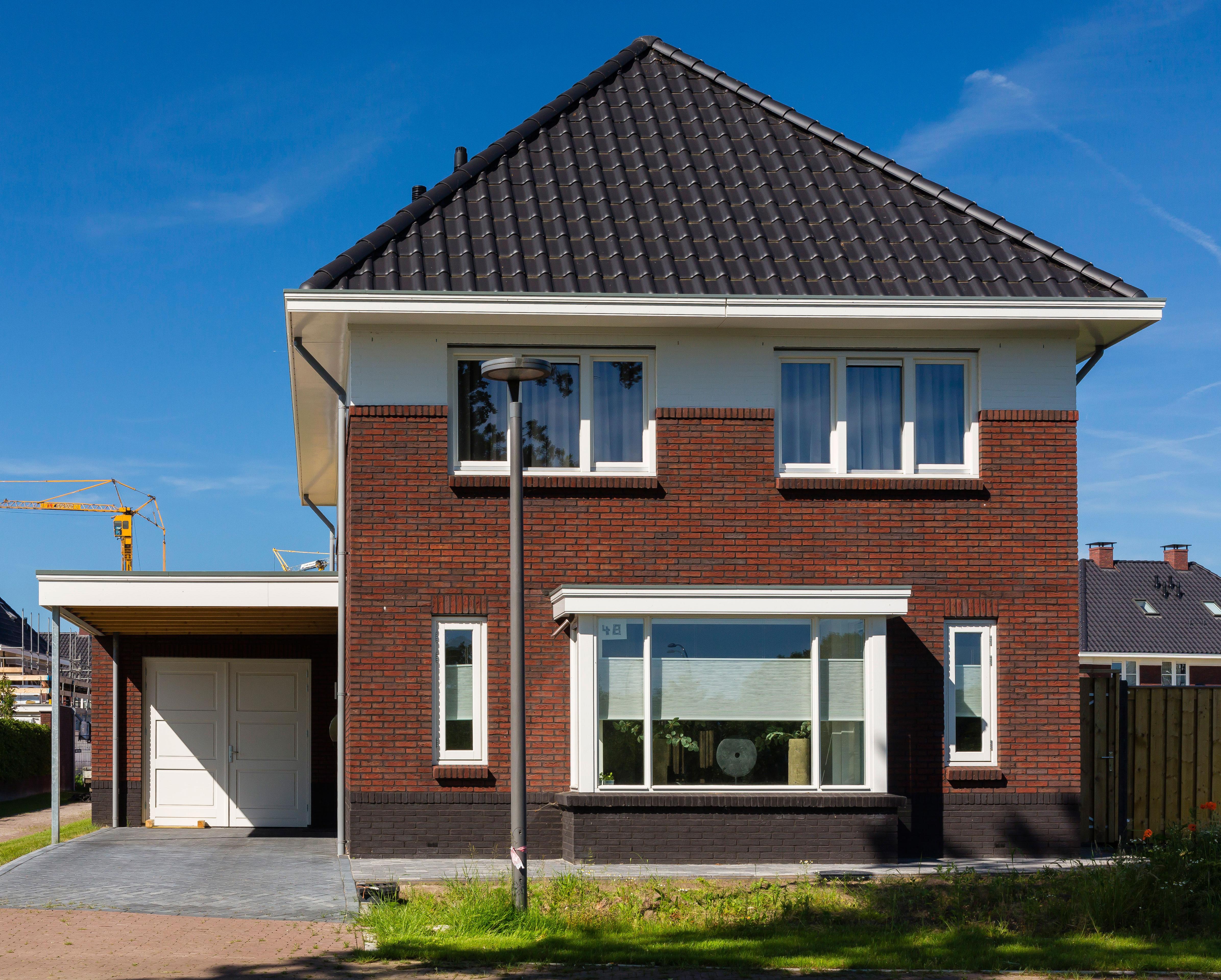 Vrijstaand Huis Bouwen : Uw eigen huis bouwen met varexhuis