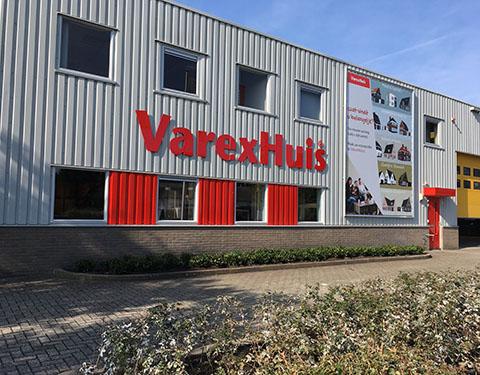 Kantoor VarexHuis in Borne
