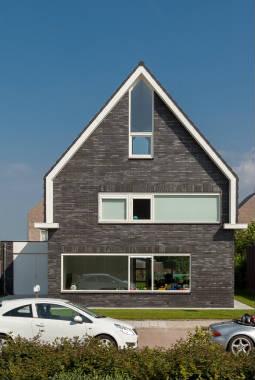 Moderne eigentijdse woningen varexhuis - Eigentijds huis nantes ...