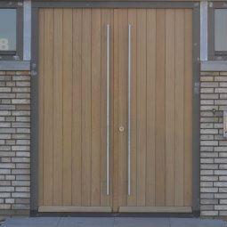 Meer dan 1000 idee n over dubbele deuren op pinterest toegangsdeuren ijzeren deuren en - Eclisse schuifdeur ...