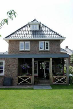 Landelijke romantische woningen varexhuis - Veranda modern huis ...