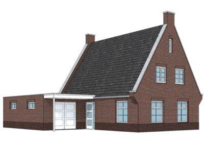Stijlvolle levensloopbestendige woning in Engelse stijl