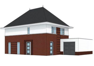 Stijlvolle levensloopbestendige woning met schildkap